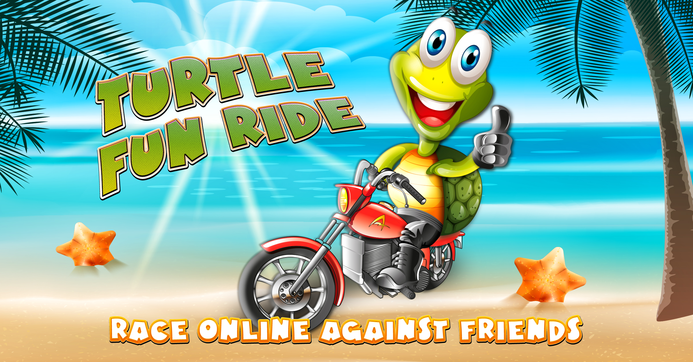 Turtle Fun Ride Game